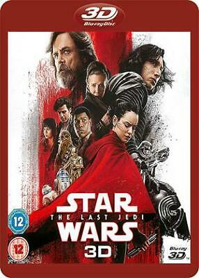 Star Wars: The Last Jedi Blu-ray 3D (2017)