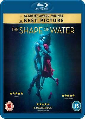 The Shape of Water Blu-ray (2017)