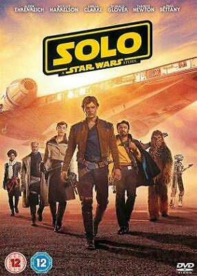 Solo: A Star Wars Story DVD (2018)