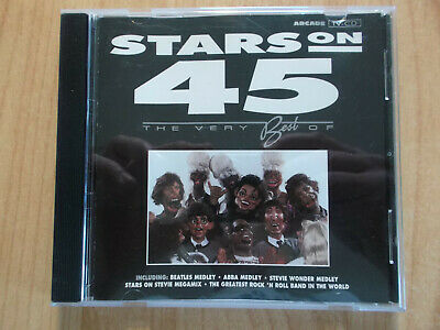 STARS ON 45  CD: THE VERY BEST OF (EUROPE;Arcade  04 6180 61)