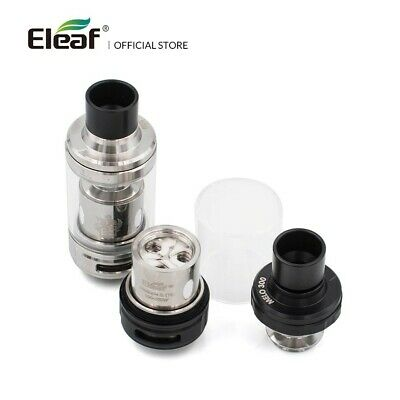 "1 Mélo 300 6.5 ml/2 Résistances ES 0.17 Ohm (Eleaf)""s'adapte squeeze/Luxotic """