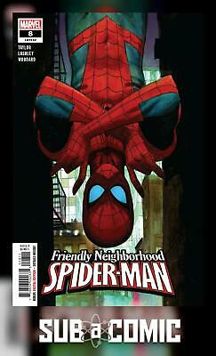 FRIENDLY NEIGHBORHOOD SPIDER-MAN #8 (MARVEL 2019 1st Print) COMIC