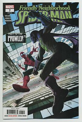 Friendly Neighborhood Spider-man #7  Prey to Prowler Marvel Comic 2019 Unread NM