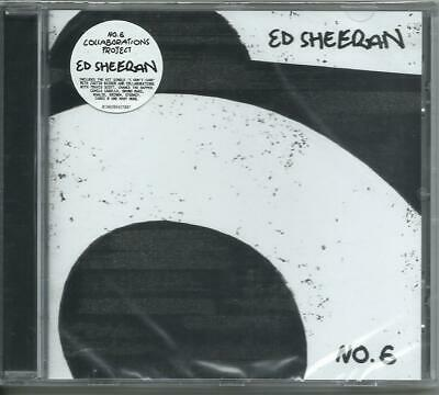 Ed Sheeran - No.6 Collaborations Project (2019) CD