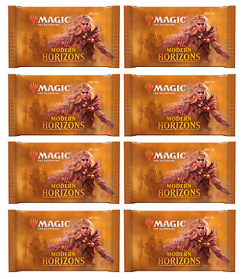 Modern Horizons 8 Booster Packs MTG Magic The Gathering Factory Sealed NEW