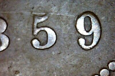 Canada  1859 Large Cent  Variety  Tp1     #Q097