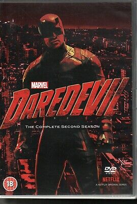 DAREDEVIL - The Complete Season 2 - DVD *4-Disc Set*