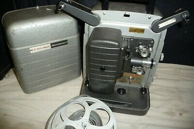 Cine film projector BELL & HOWELL MOVIEMASTER 8mm