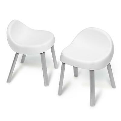 Skip Hop Explore & More Kid Chairs - White