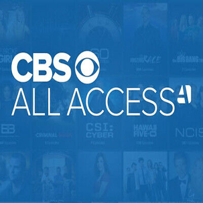 CBS All Access Account 🌟 12 Months Warranty 🌟 Fast Delivery 📨