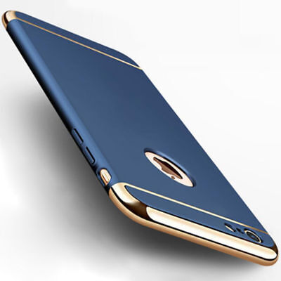 Luxury Ultra Slim Shockproof Bumper Case Cover for Apple iPhone 8 7 6s Se 5 X