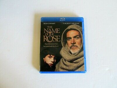 NAME OF THE Rose Blu Ray (Nordic) Region Free - $10 99