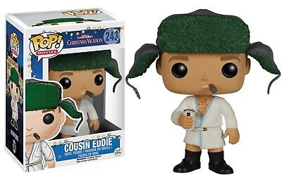 Funko - POP Movies: Christmas Vacation - Cousin Eddie Brand New In Box