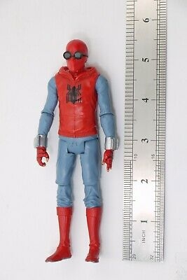 "Spider-Man Homecoming Homemade Suit 5.5"" Action Figure"