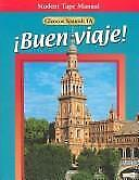 Buen Viaje! Pt. A : Student Tape Manual by McGraw-Hill Staff; Woodford; Schmitt