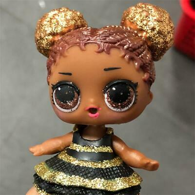 Ultra Rare LOL Surprise Doll L.O.L. SERIES QUEEN BEE HTF GLITTER Dress shoes IT