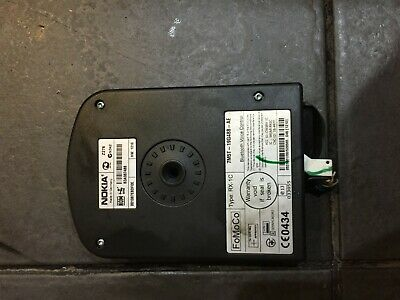 Ford focus MK2 MK3 nokia bluetooth box voice connectivity 7m5t-19g488-ae 05-17