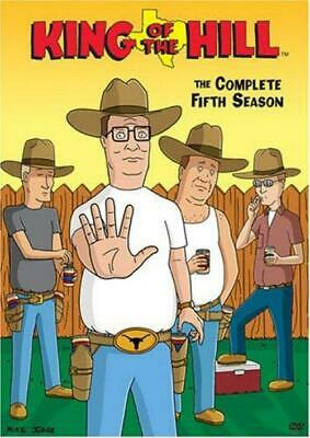 King of the Hill: Complete Season 5 [Import]