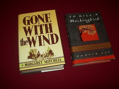 To Kill a Mockingbird (Harper Lee) & Gone With the Wind (Margaret Mitchell)
