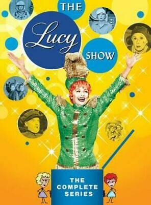THE LUCY SHOW THE COMPLETE SERIES New Sealed 24 DVD Set Seasons 1 2 3 4 5 6