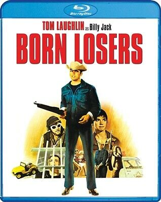 THE BORN LOSERS New Sealed Blu-ray First Billy Jack Movie