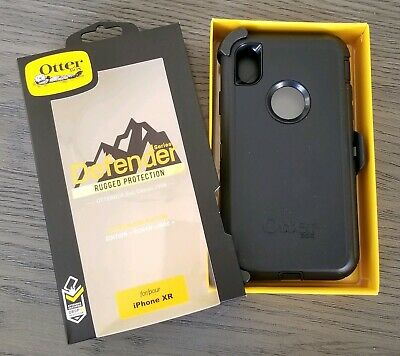 New Otterbox Defender Series Case for iPhone XR + Belt Clip Holster