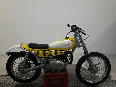 Yamaha TY80 Graphics stickers decals transfers TY 80 Trial Trials YELLOW /& WHITE