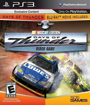 Days of Thunder: NASCAR Edition Bundle - Playstation 3 Game