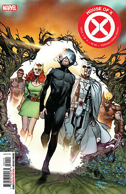 HOUSE OF X #1 (OF 6) 1st PRINT (24/07/2019)