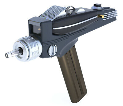 Star Trek TOS Phaser Prop Replica by The Wand Company BRAND NEW & SOLD OUT