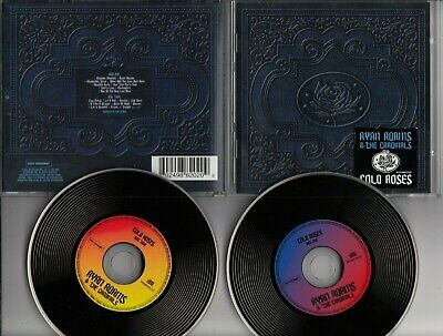 RYAN ADAMS & THE CARDINALS Cold Roses 2005  DOUBLE CD LOST HIGHWAY