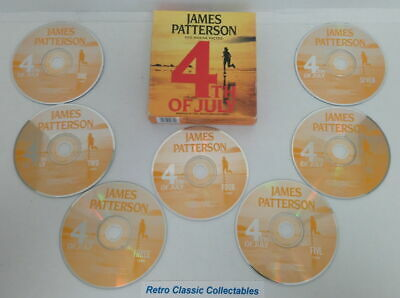James Patterson, Maxine Paetro - 4th of July : Unabridged CD Audiobook (7 Discs)