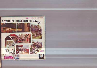 8 Mm Film  A Tour Of Universal Studios