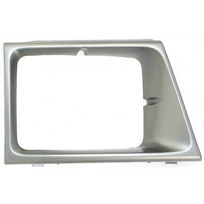 New Headlight Door//Bezel Passenger Right Side Chevy Express Van SaVana Chrome RH
