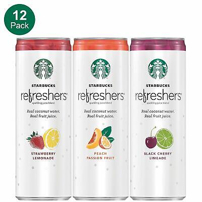 Starbucks Via Instant Refreshers Very Berry Hibiscus Instant