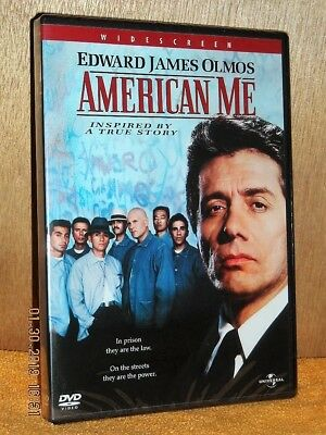 American Me (DVD, 2009) NEW Edward James Olmos Andrew Young Susan Todd