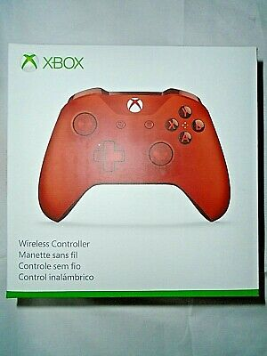 "Microsoft XBOX Wireless Controller - Red ""NEW"""