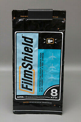 Sima XPF8 FilmShield Lead Laminated X-Ray Resistant Film Pouch