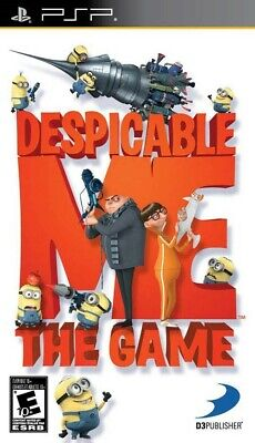 Despicable Me: The Game  PSP Game