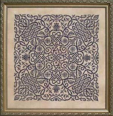 40 COUNT BRAMBLE Linen By Picture This Plus 13 X 18 - $9 00