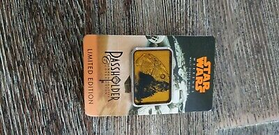 Disney World - Star Wars Weekends 2014 - Chewbacca Annual Passholder LE4500 Pin