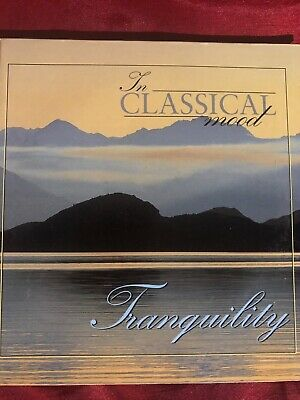 MUSIC CD AND Slim Book Set In Classical Mood: Melancholy