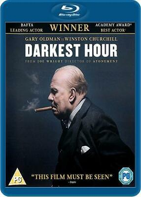 Darkest Hour Blu-ray (2017)