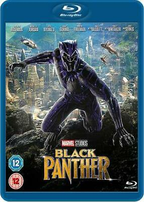 Black Panther Blu-ray (2018)