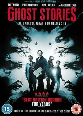 Ghost Stories DVD (2017)
