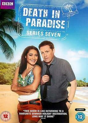 Death in Paradise: Series 7 DVD (2018)