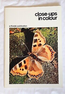 Close-ups in Colour, Kodak Booklet