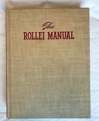 The Rollei Manual, 2nd Edition, Hardback book