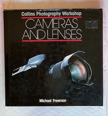 Cameras & Lenses,Collins Photography Workshop, Hardback Book