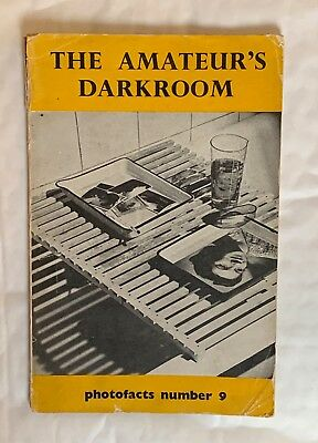 The Amateurs Darkroom,Paper Book